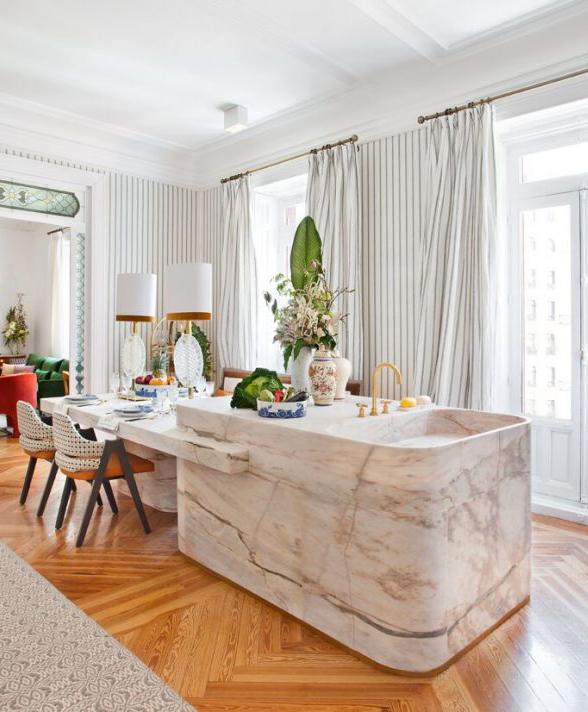 premios casa decor 2018 jurado. mencion mejor diseño de decorador Beatriz Silveira
