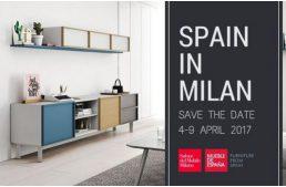 Todas las novedades de Mueble de España en I Saloni 2017 Milán.