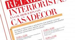 22 de Mayo. JORNADA RETAIL PARA INTERIORISTAS en colaboración con CasaDecor