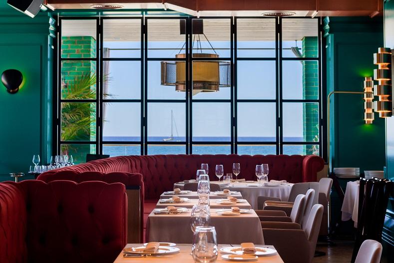 restaurante Tatel Ibiza Ilmio design