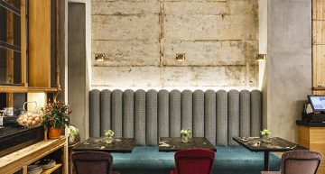 Sabor antiguo. Restaurante We Bistrot en Barcelona