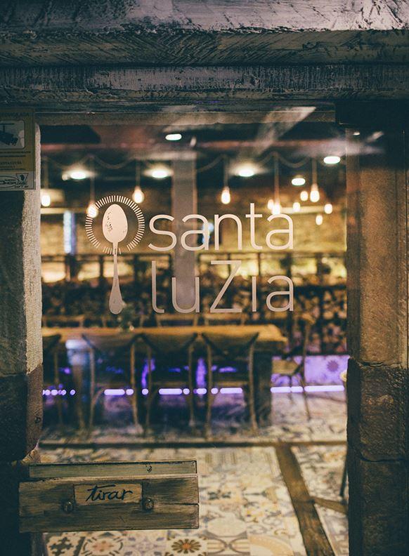 restaurante en mazcuerras Santa Luzía. Cantabria está de moda
