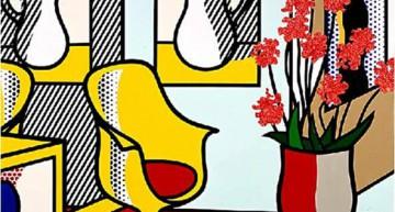 Lichtenstein y el diseño de interiores