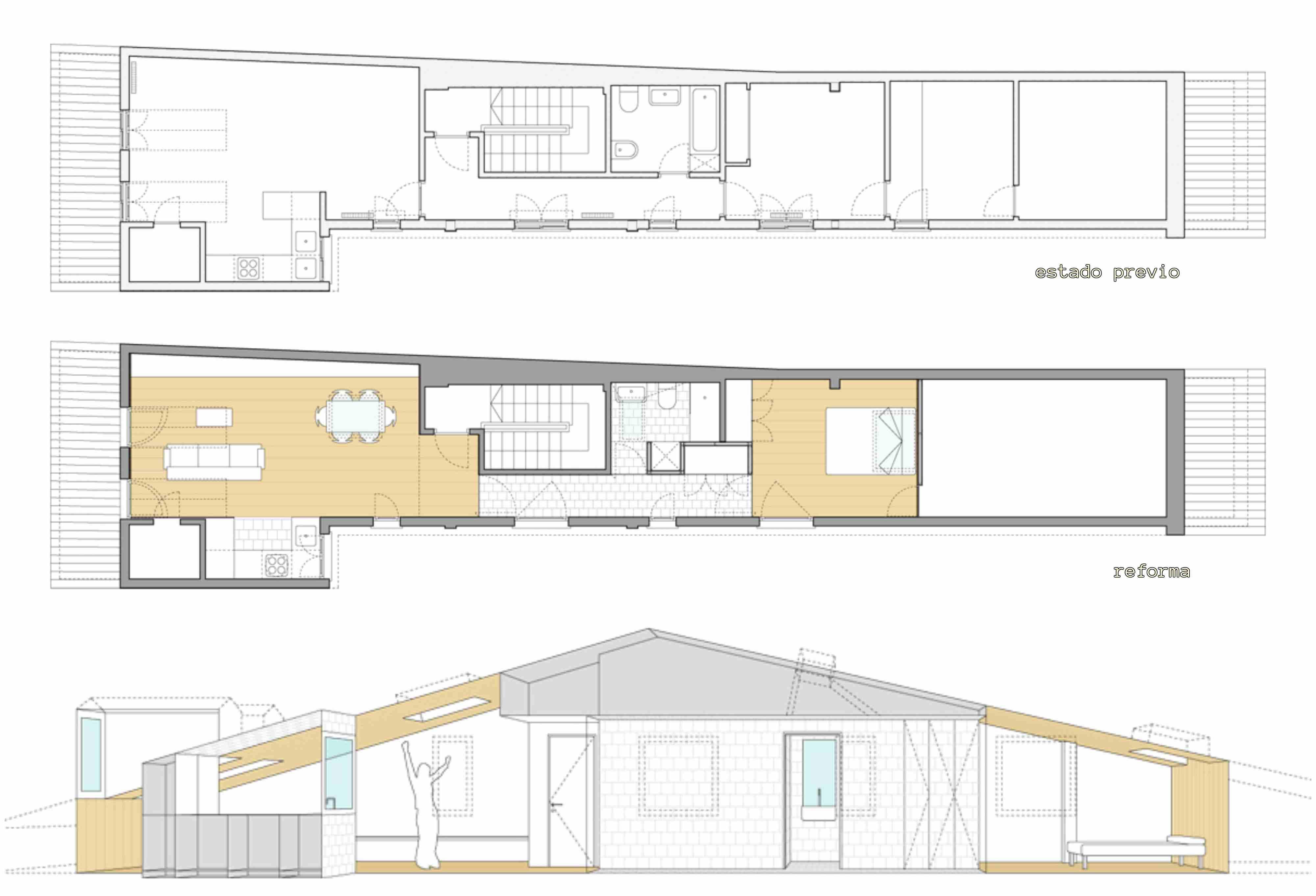 Rue arquitectos y la caja m gica casa 77 en pamplona - Arquitectos en pamplona ...