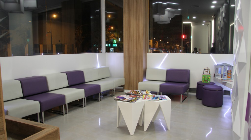 Decoracion de clinicas dentales perfect dvision clinica - Clinicas dentales granada ...