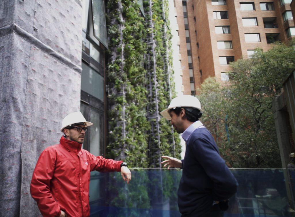 santalaia_3 santalaia_1 jardin vertical mas grande del mundo Ignacio solano