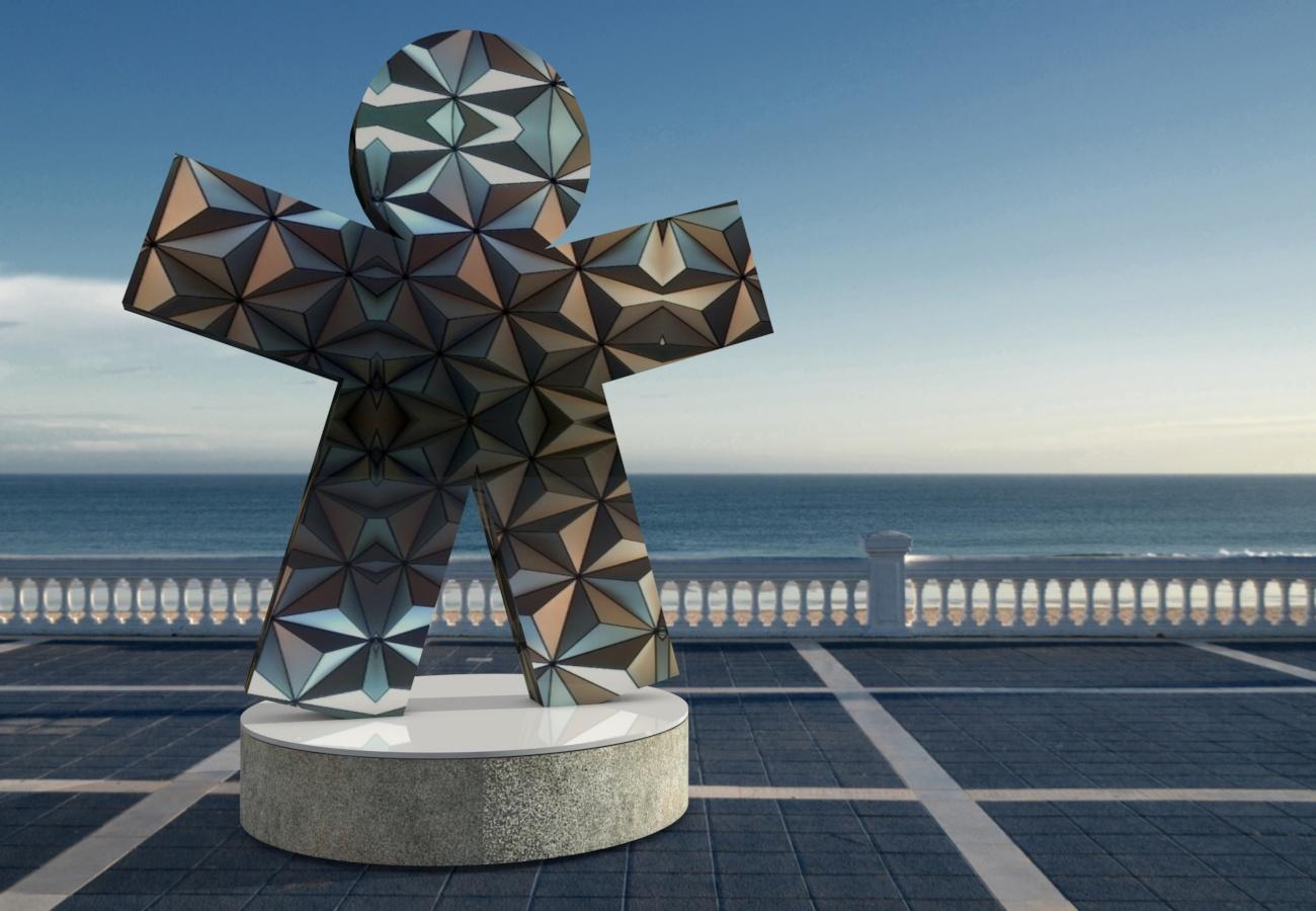 PIPOL de 5 continentes en Santander World. 2014