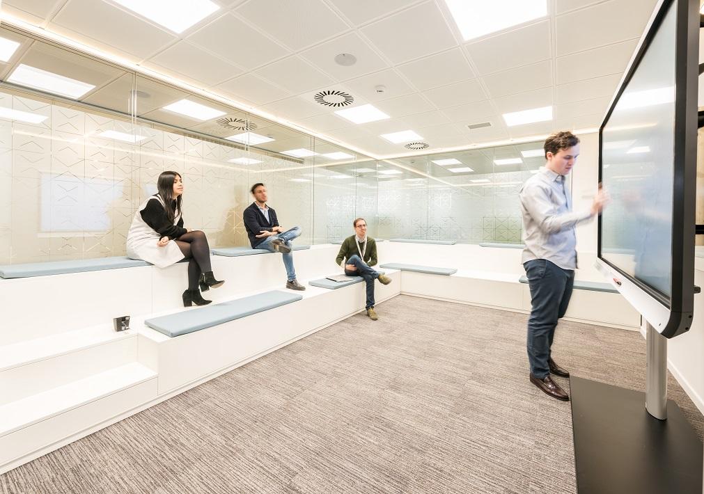 sede Roche Madrid diseño 3g office (1)