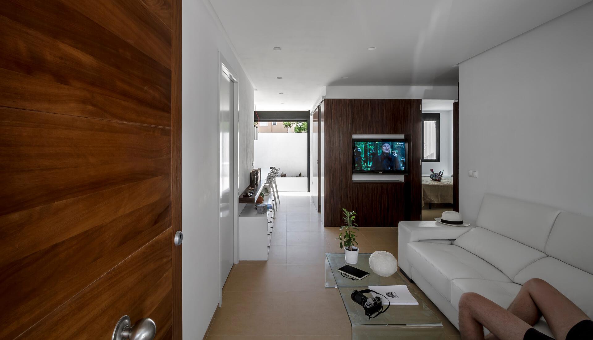 Casita En La Playa Selecta Home Valencia Arquitectos Denia Casa