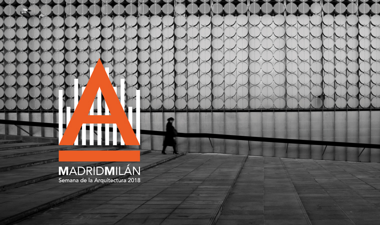 Semana de la Arquitectura Coam 2018 madrid. Invitada: Milán