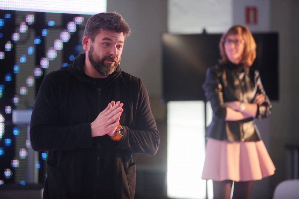 sergi-corbeto y ainhoa fornos -workplace-design-conference