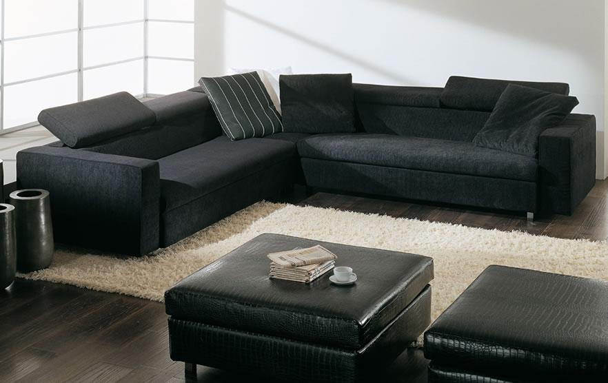 Sofas en tela 10decoracion for Tela sofa exterior