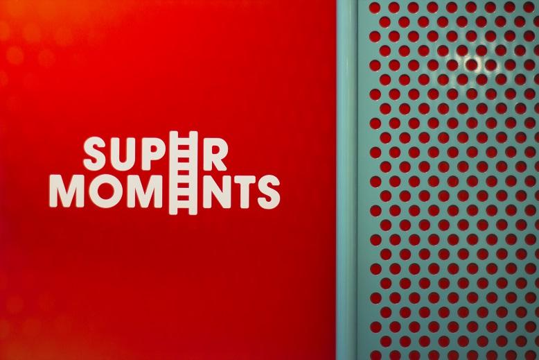 Centro comercial Aqua Valencia. Supermoments