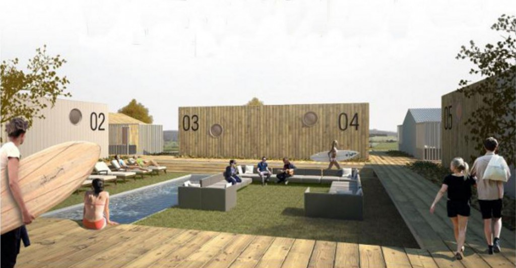 surf cottage Premios Piam Matimex 2015 arquitectura y cerámica