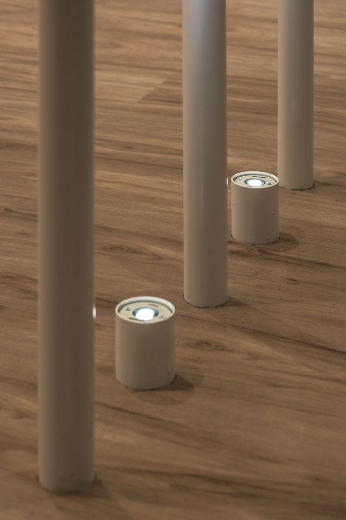 susanna cots . slow design, diseño clinica sant josep manresa. fundacion althaia . Iluminación Artemide