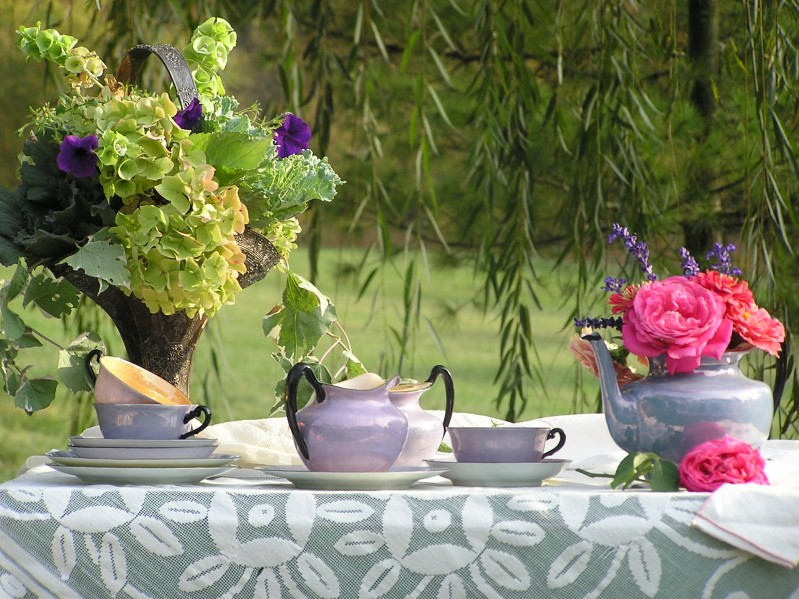 ¡Tea Time en tu hogar!