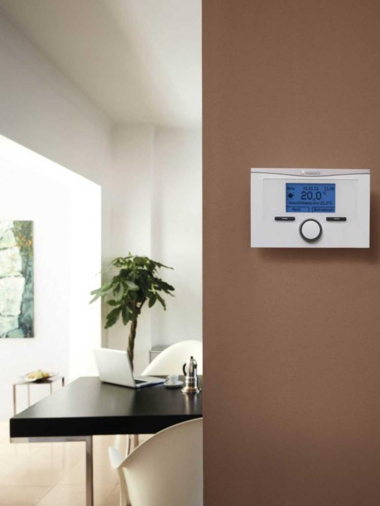 termostato modulante vaillant Caldera