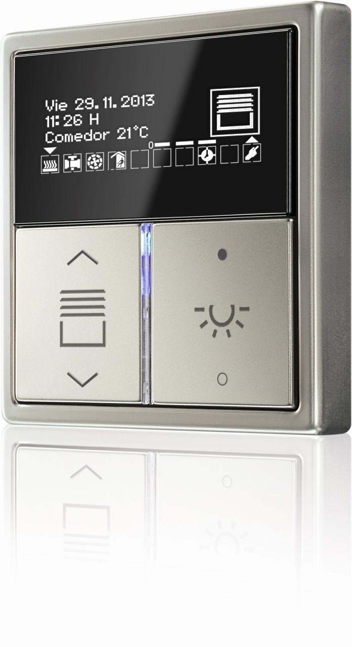 Interihotel controlador-de-estancia-knx-oled-jung