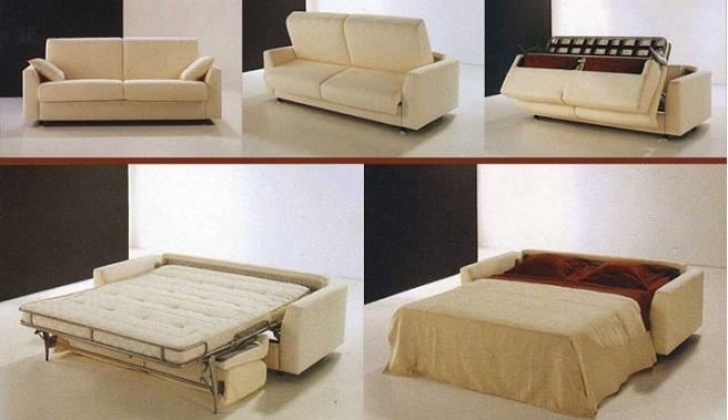 Aprovecha tu espacio con muebles multifuncionales for Muebles la fabrica sofas cama