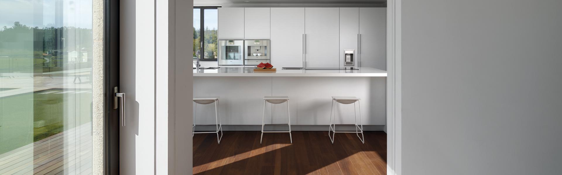 Consejos Para Elegir Los Muebles De Cocina 10decoracion ~ Color Paredes Para Puertas Blancas