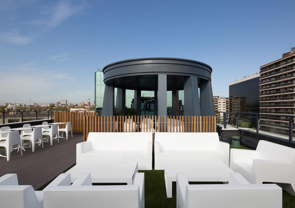 ubicca reale seguros sky bar oficinas del futuro