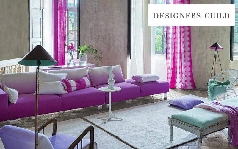 COLOR Y BIENESTAR. Color violeta. Designers Guild