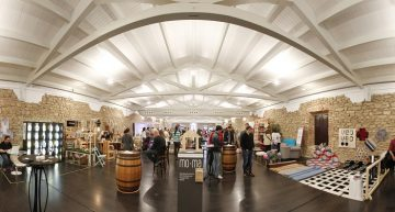 Wine Fashion Market. Logroño