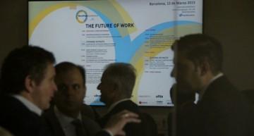 """El trabajo """"más allá del 2020"""". """"Beyond 2020″ con 3g office"""