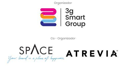 workplace design conference mexico 8 mayo 2018. smart conversations ORGANIZADORES SPACE ARQUITECTURA, ATREVIA