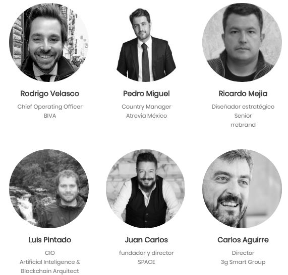 workplace design conference mexico 8 mayo 2018. smart conversations ponentes