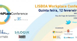 WORKPLACE CONFERENCE 2015 LISBOA. 12 de Febrero