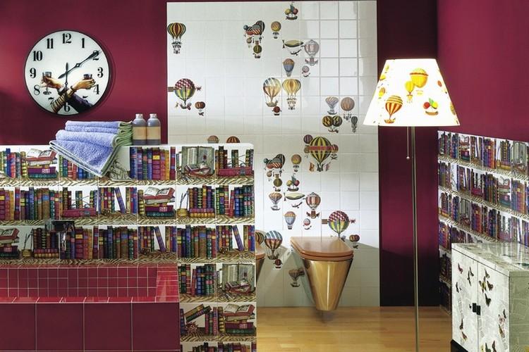 Libreria Bardelli. Fornasetti