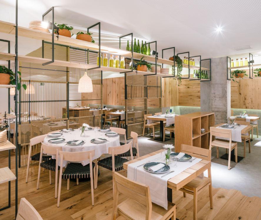 Enxebre por zooco estudio zooco restaurante atrapallada madrid. enxebre 2