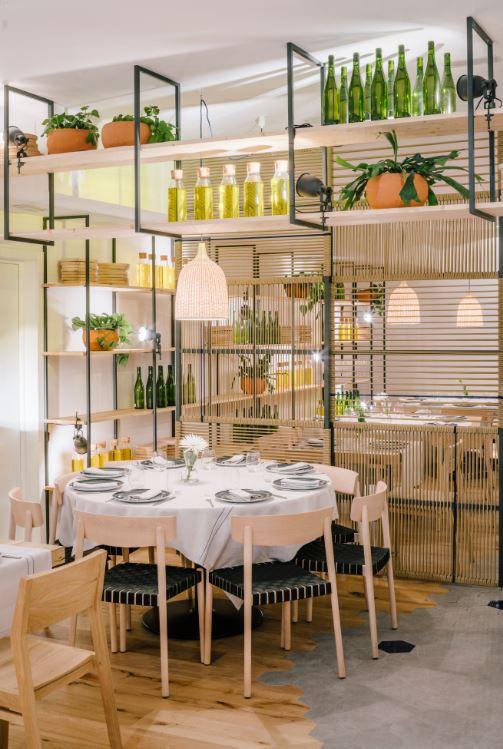 ENXEBRE por Zooco Estudio restaurante atrapallada madrid. enxebre
