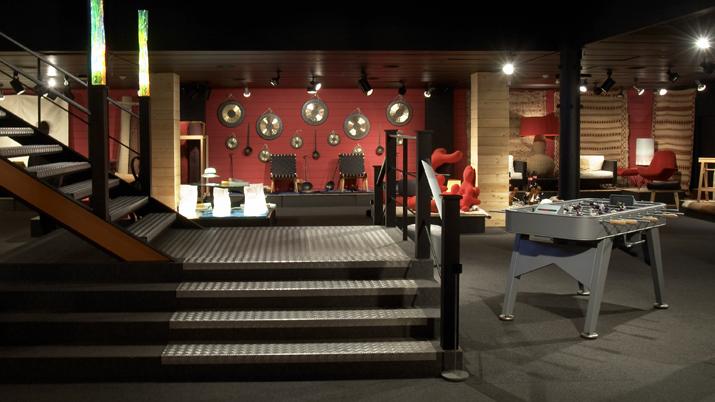 Exposición  Vincon Barcelona,  una tienda con historia.