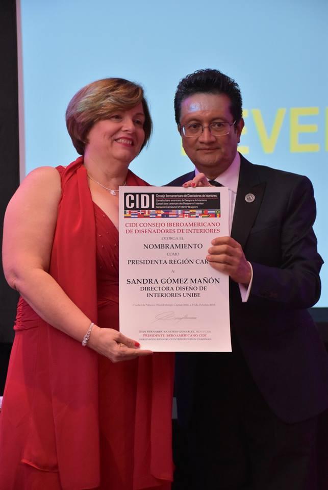 Republica Dominicana . Bienal Iberoamericana Cidi de interiorismo, diseño y paisajismo WWBID 2018 interior design and landscape