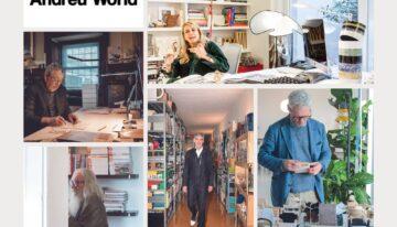 Los mejores diseñadores del mundo abren las puertas de sus estudios a Andreu World.