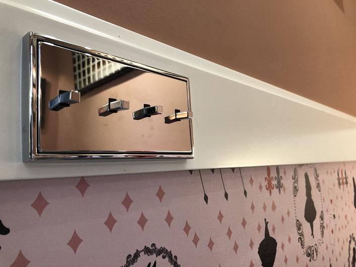interruptores inox ls 1912 Jung espacio jung casa decor 2019