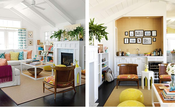 El estilo californiano también en tu casa
