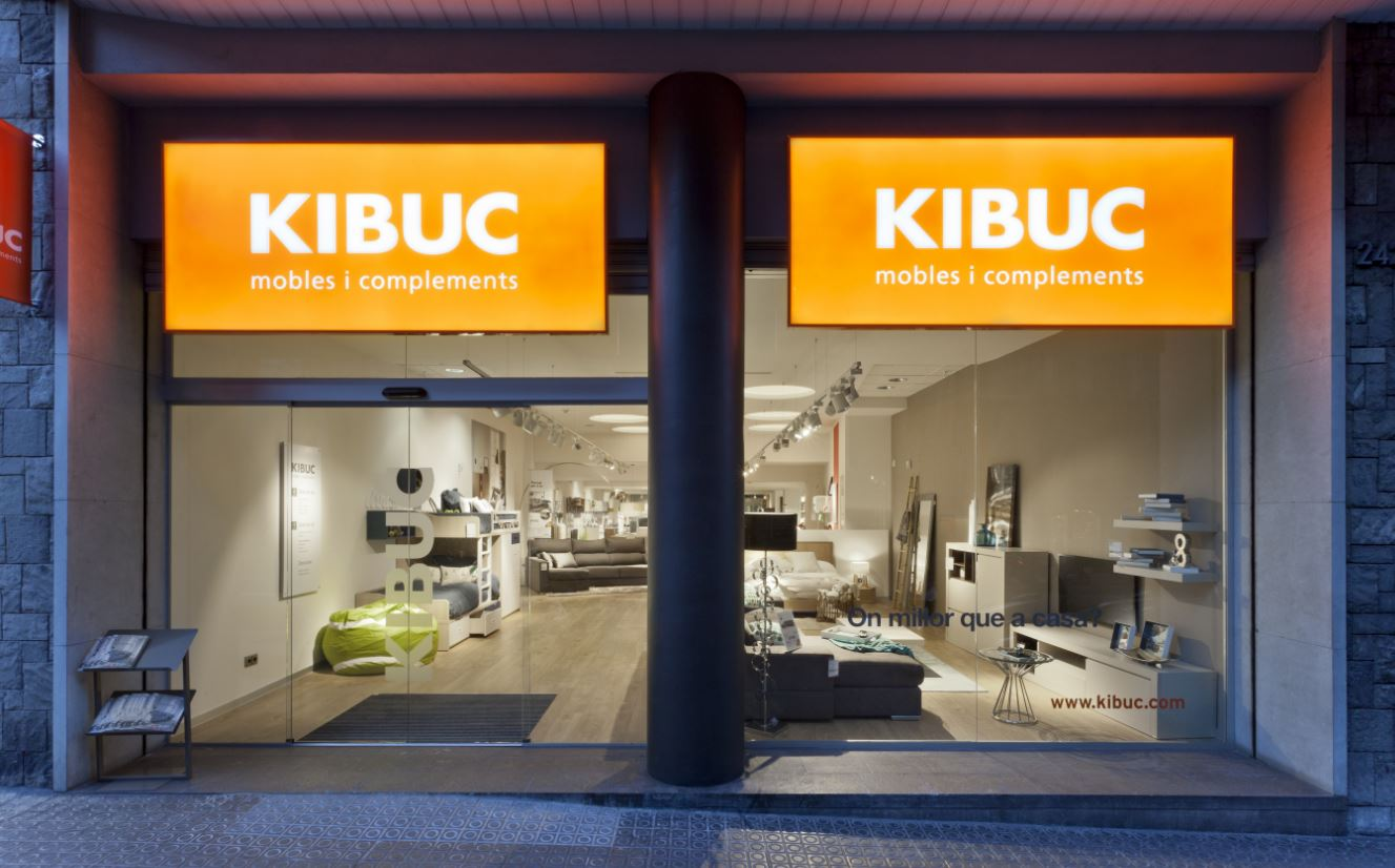 kibuc leds c4 ESCAPARATES iluminacion EscaparateS
