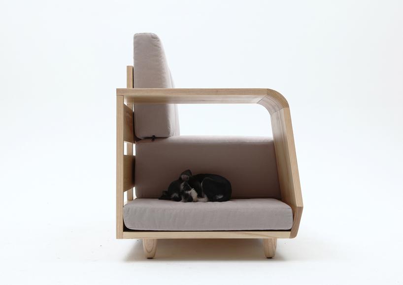 Mun seungji The dog house. casa de mascotas .Casa con mascotas