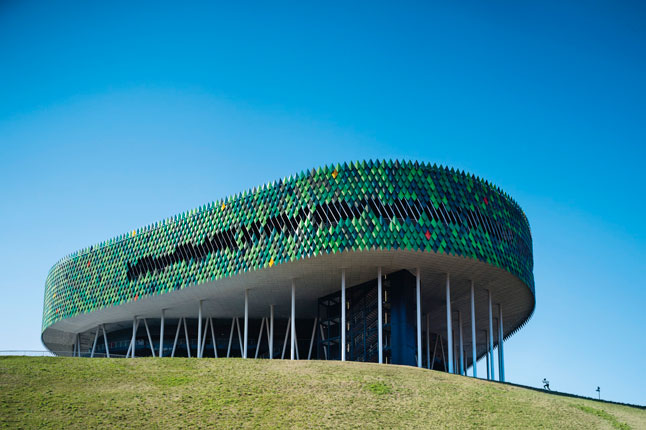 Bilbao Arena de Miribilla
