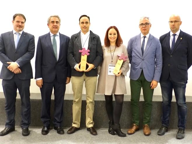 Loli MOroño de PF1 ganadora de la edición 2017 mejor publicación en blog interihotel