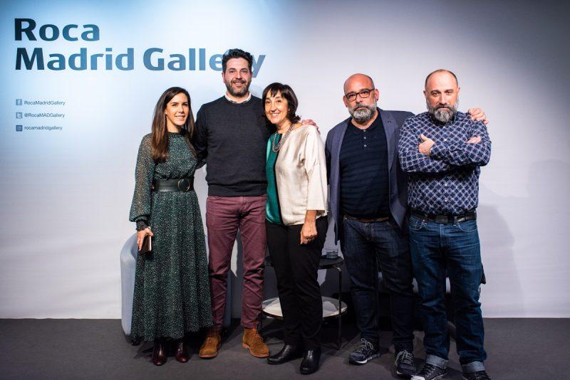 Ivan Cotado Presentación Fooddi Roca Gallery Madrid febrero 2020
