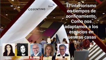 EL INTERIORISMO EN TIEMPOS DEL CONFINAMIENTO. #CosentinoCityLive