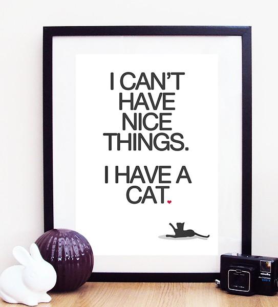 gATOS EN CASA. Muebles para gatos. Gatos y decoracion
