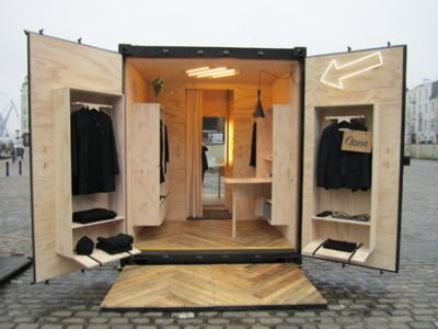 Pop Up Store kiosco