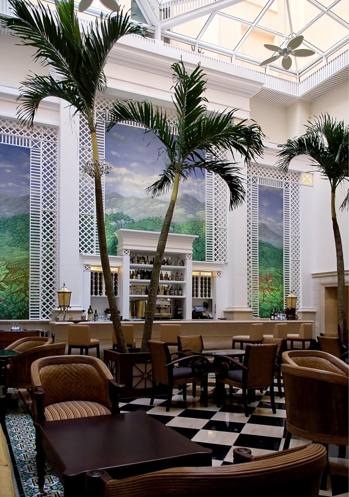 4.- AI Arquitectura de Interiores - Hotel Saratoga la Habana - Cuba