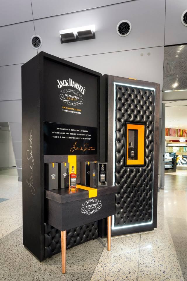 Jack Daniel's Dutty Free Pop Up Store