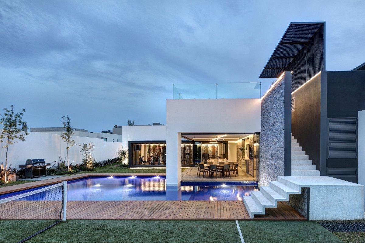 zapopán jalisco terraza aqua lassala + orozco arquitectos